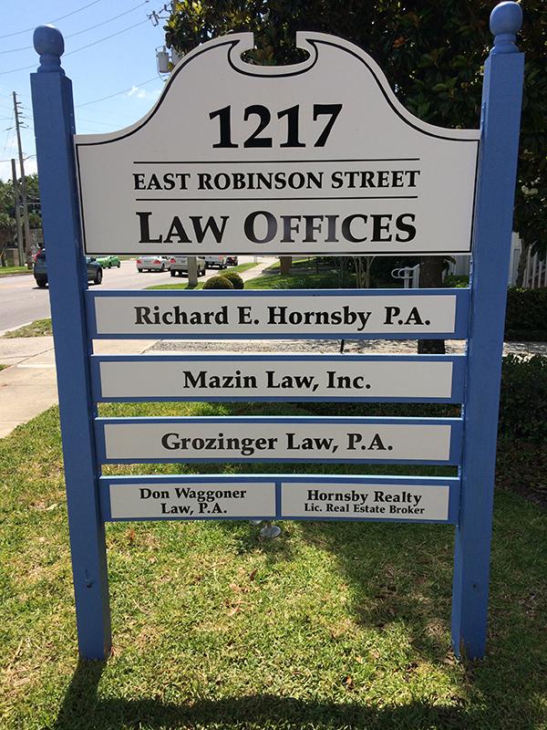 Grozinger Law, P.A. - Orlando, FL